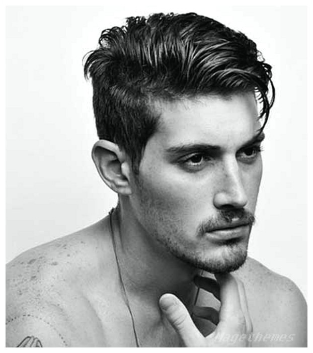 ideas for old school hairstyles for men
