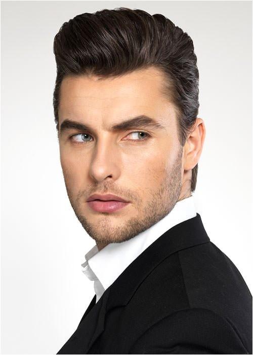 6 elegant business hairstyles for men 2014