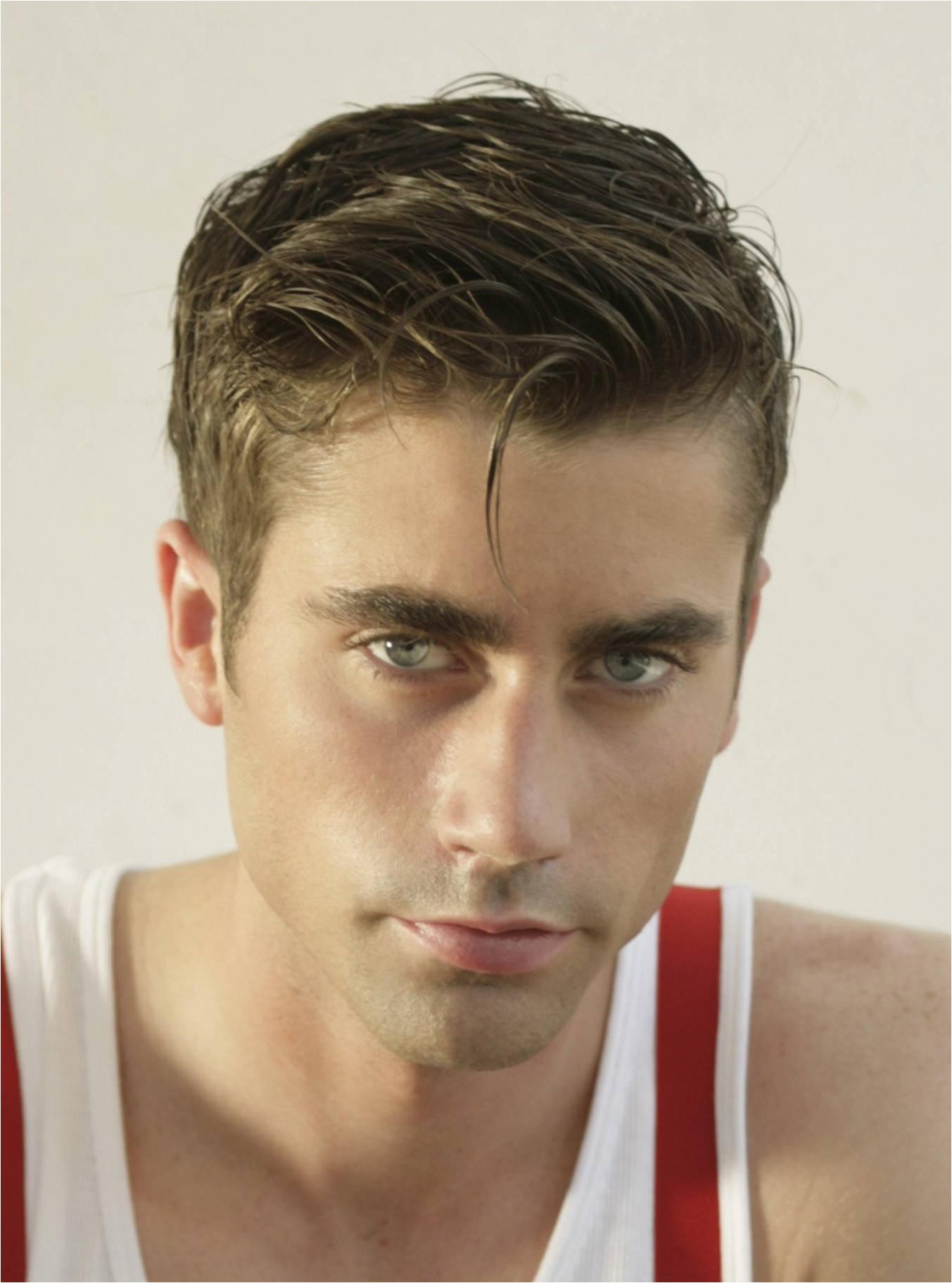 Bestirstyle For Teenage Guys Good With Curlyirircut Thick Straight Short Hairstyles Good Hairstyle For Guys