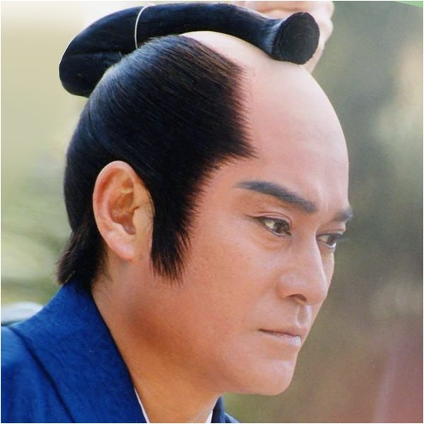 chonmage hairstyles