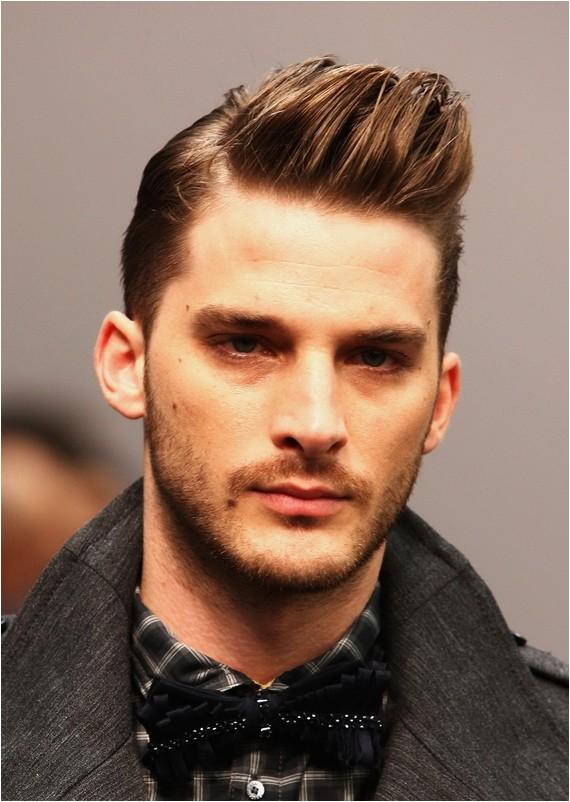 elegant vintage hairstyles for men