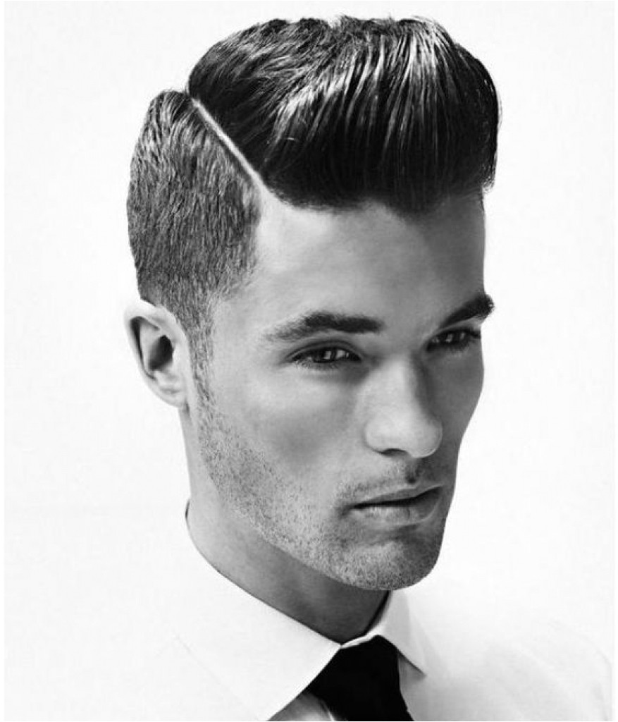popular retro hairstyles for men