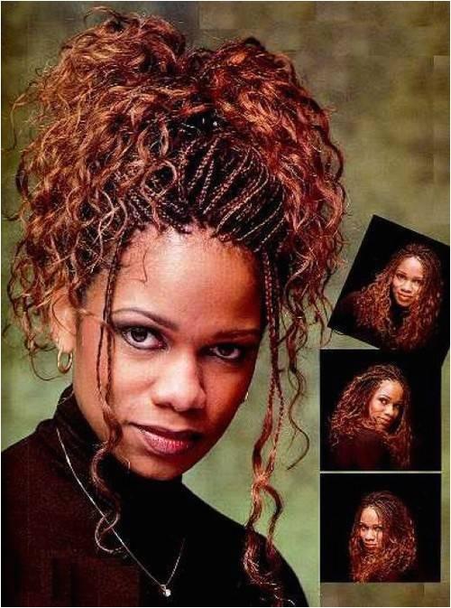 30 best black braided hairst