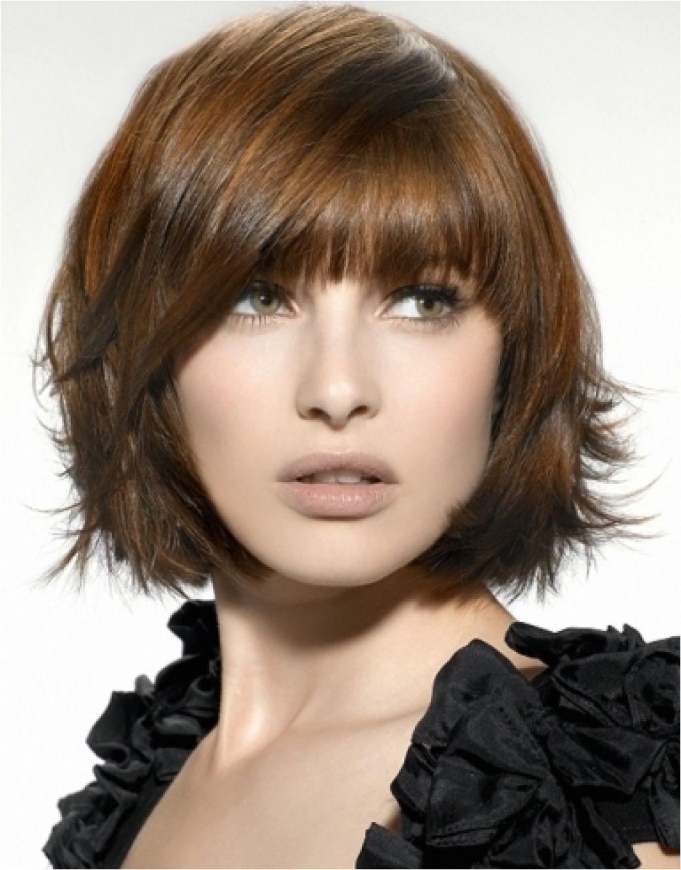 medium length bob hairstyles with bangs