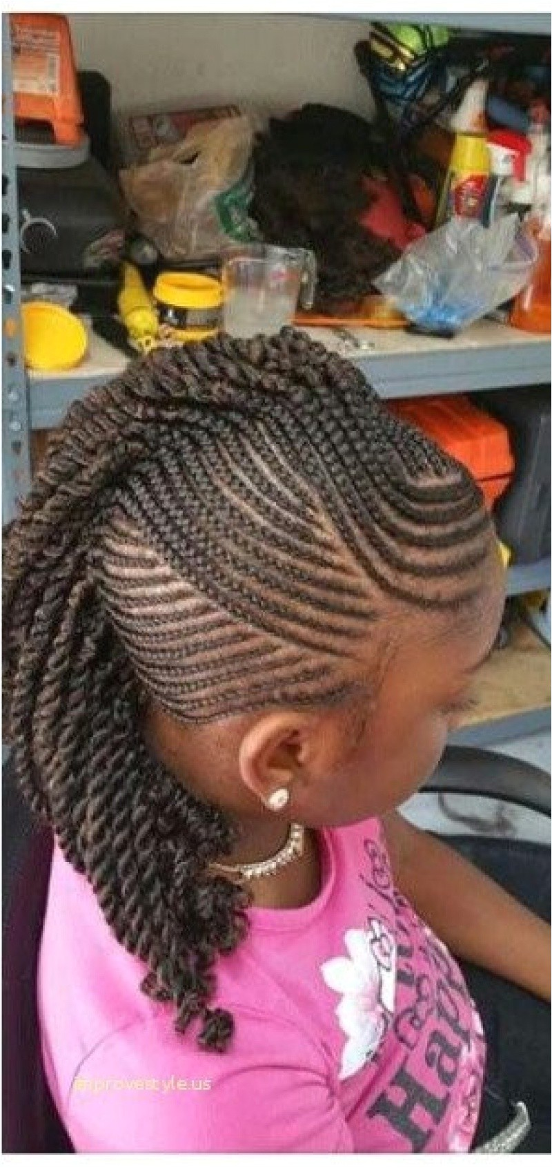 Braids for Long Hair s Mohawk Hairstyles with Braids Awesome Braided Mohawk Hairstyles 0d Collection