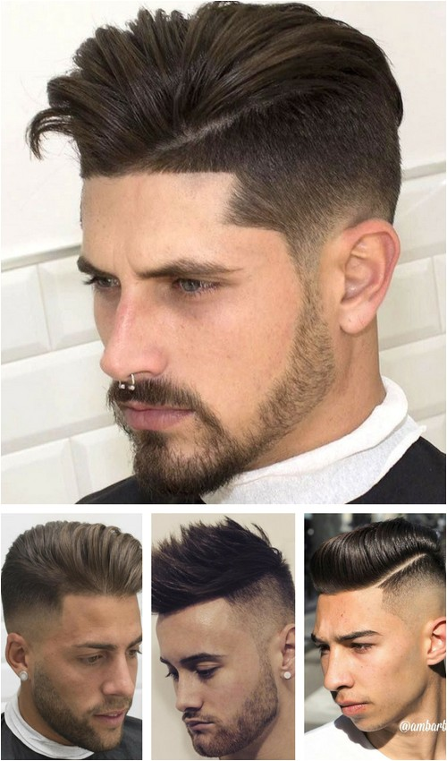 haircut names for men