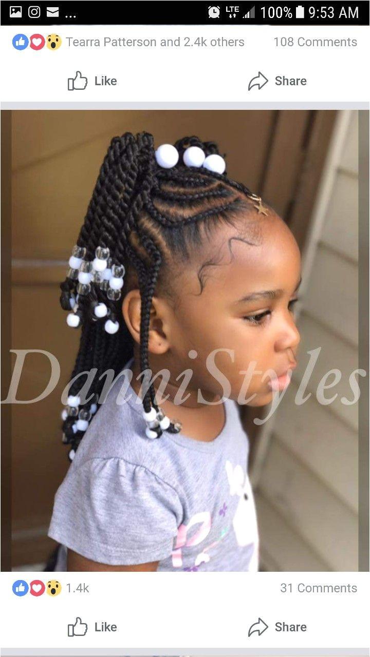 Lil Girl Hairstyles Kids Hairstyle Braid Hairstyles Natural Hairstyles Natural Hair Products Natural Hair Care Kid Hair Hair Designs Cornrow Designs