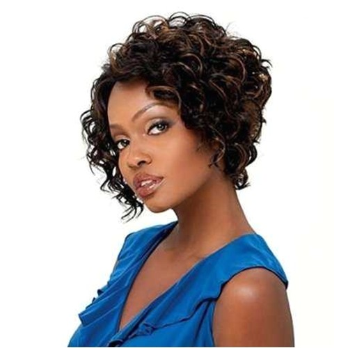 short curly bob hairstyles 2013