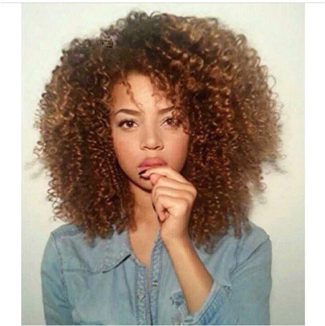 biracial mixed hair