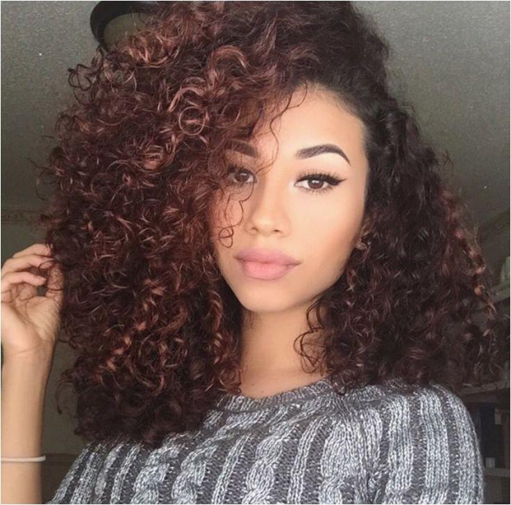 mixed curls goals