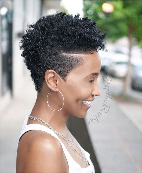 best short hairstyles for black women 2018