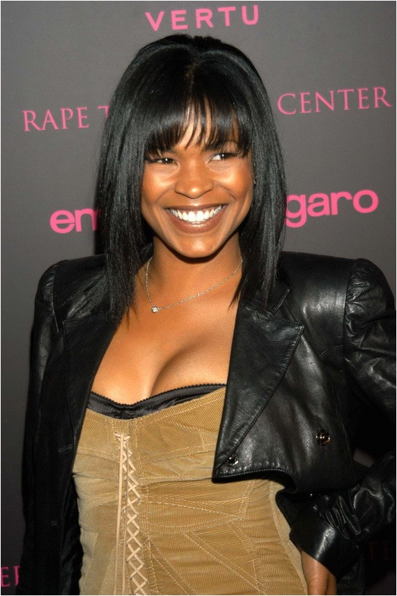 Nia Long Bob Haircut Nia Long Hairstyles Hairstyle for Black Women