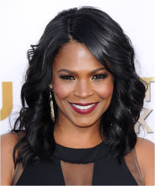Nia Long critics choice hiarstyle