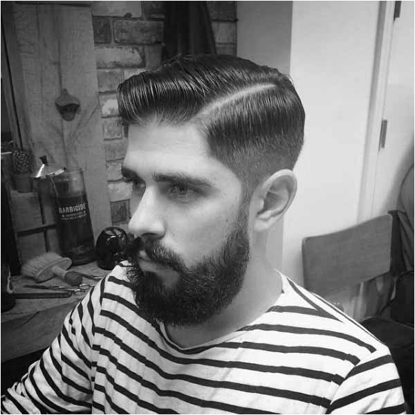 old school haircuts for men