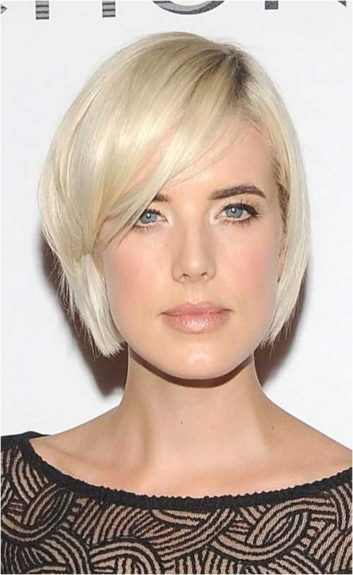 10 bob cut hairstyles for oval faces