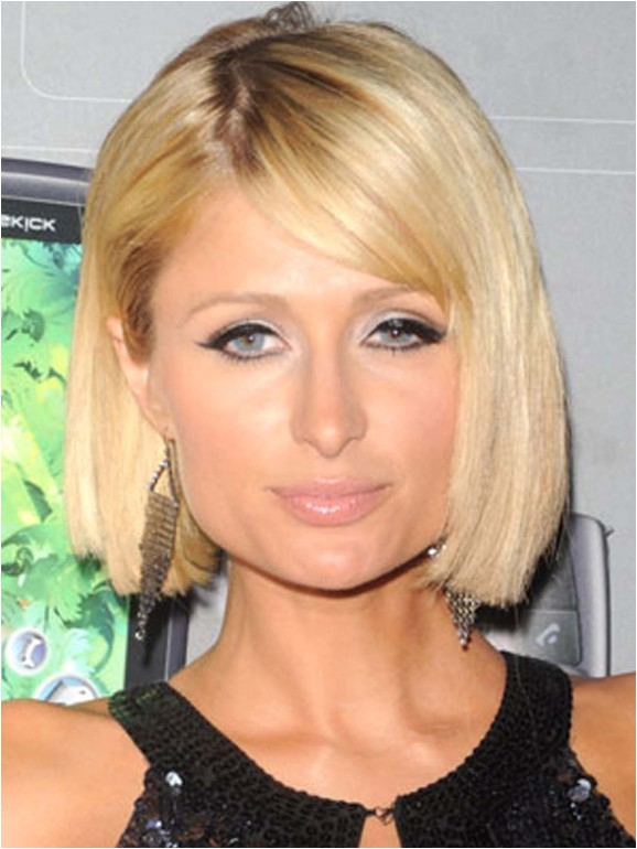 paris hilton hairstyles as the trend of haircuts for women