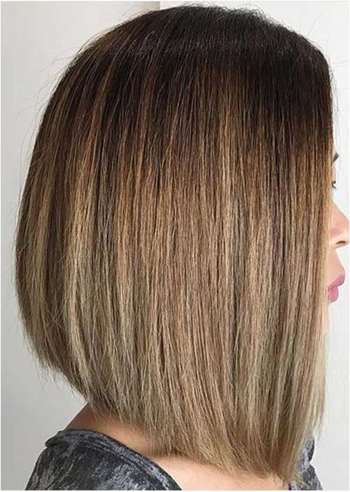 a line bob haircut pics you will love