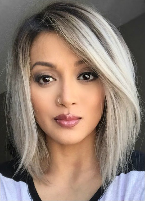 gorgeous a line bob hairstyles 201 2018
