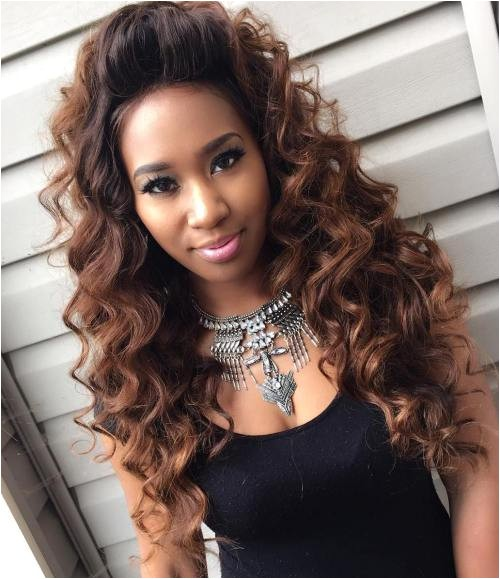 gorgeous sew in hairstyles