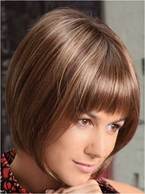 15 best inverted bob with bangs