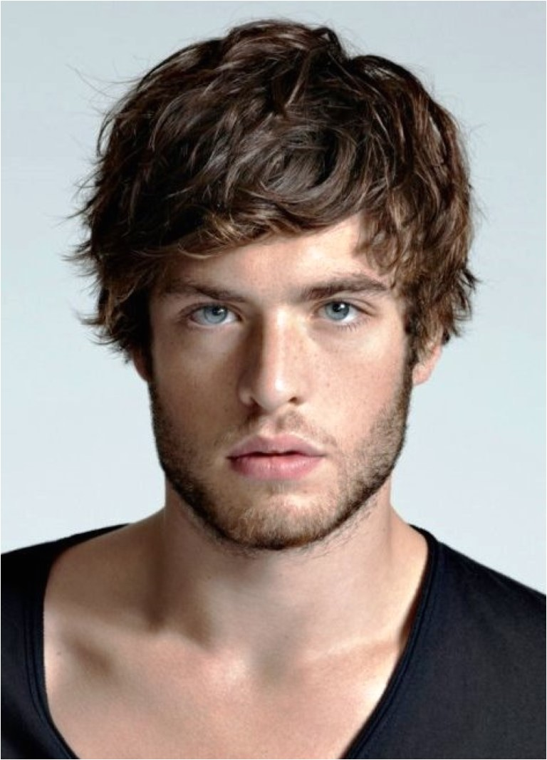 appropriate hairstyle ideas for men who have round face