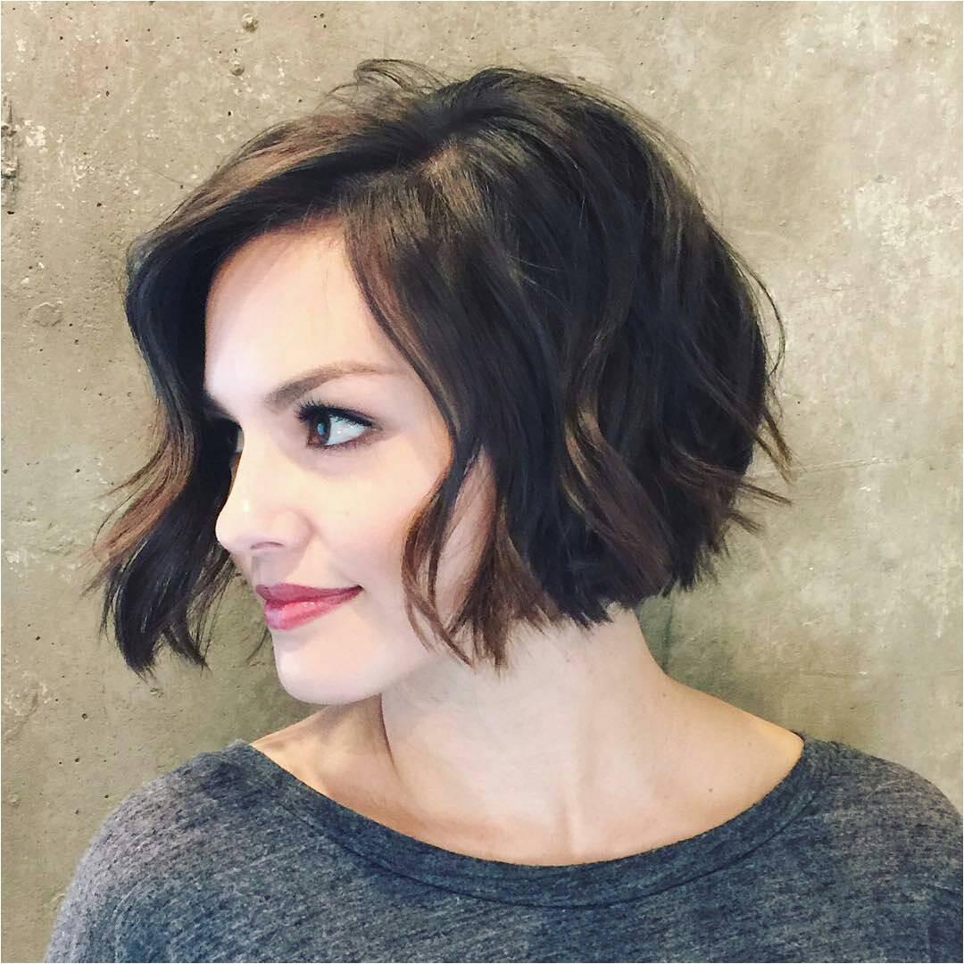 follow trend wavy bob hairstyles 2017
