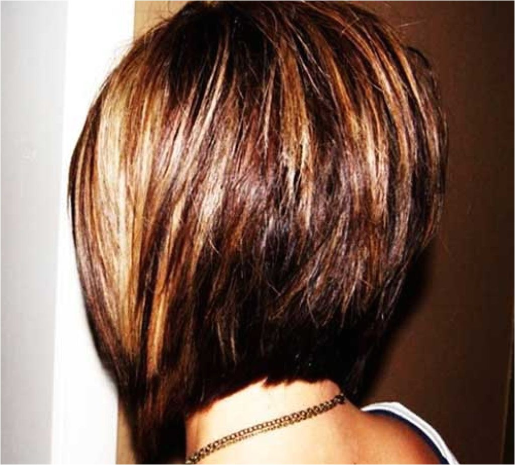 angled haircuts front and back