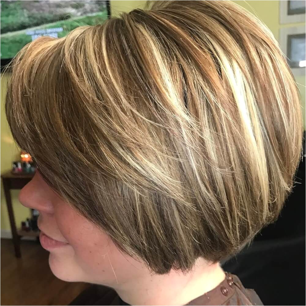 layered swing bob haircut pictures