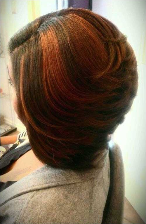 Pictures Of Black Layered Bob Haircuts 1