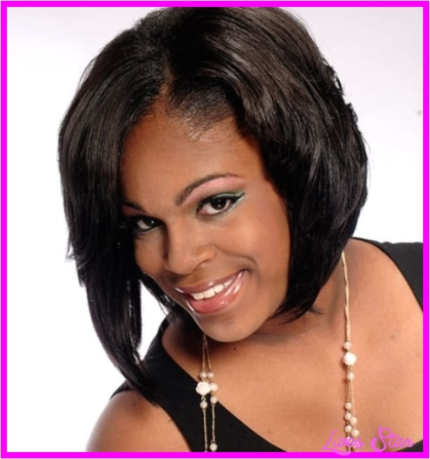 layered bob haircuts black women