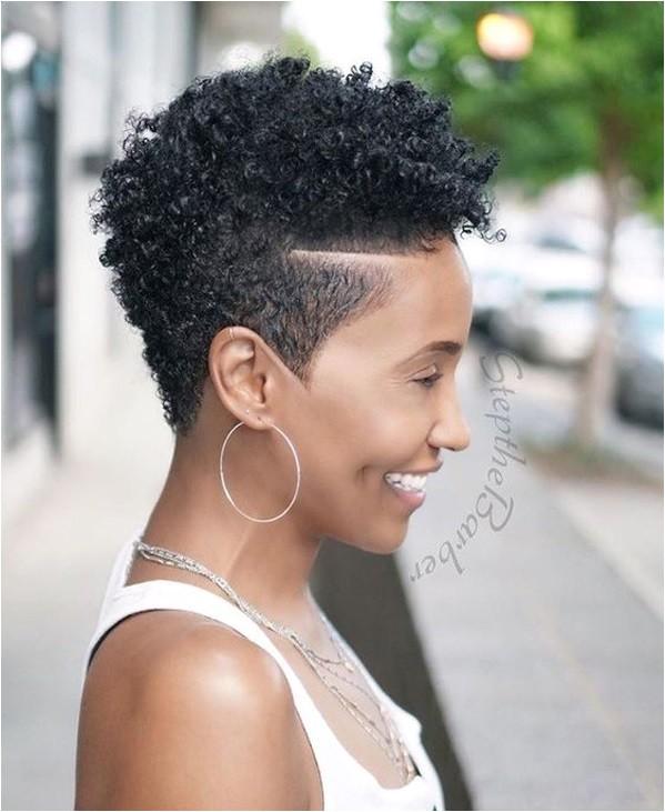 best short hairstyles for black women 2018