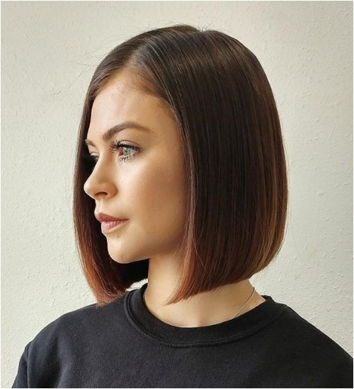 blunt bob hairstyles