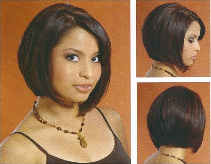 Pictures Of Bob Haircuts Front and Back Medium Layered Bob Back View