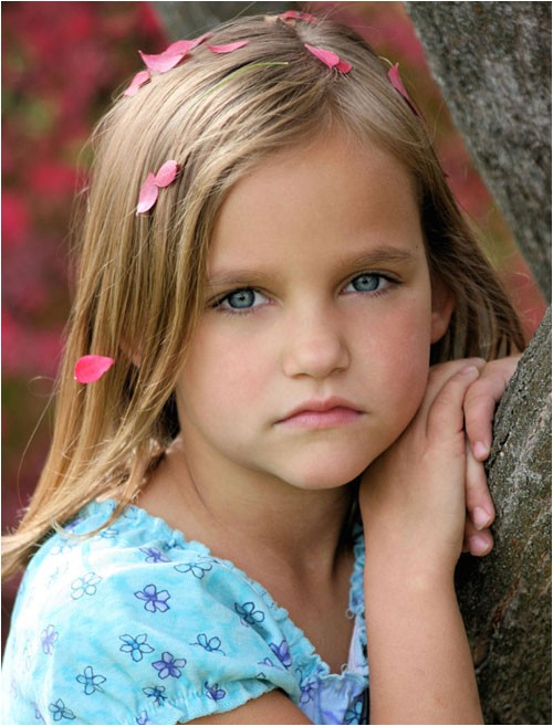 29 perfect kids hairstyles for girls