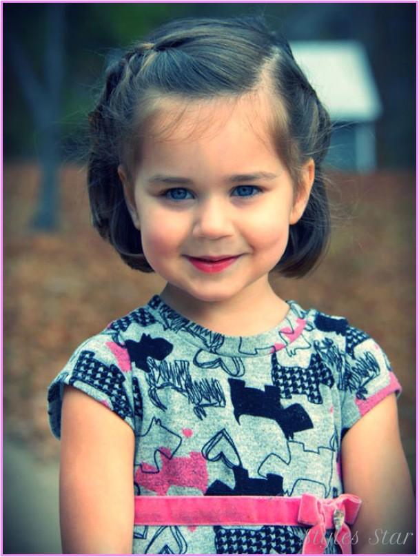 kids haircuts little girls