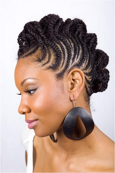 different black hairstyles