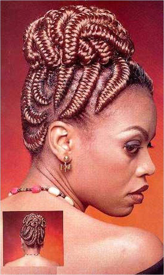 diy create your own goddess braid