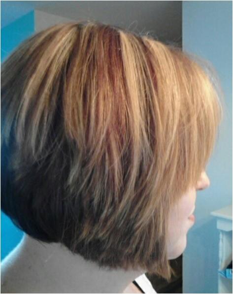 bob haircuts layered