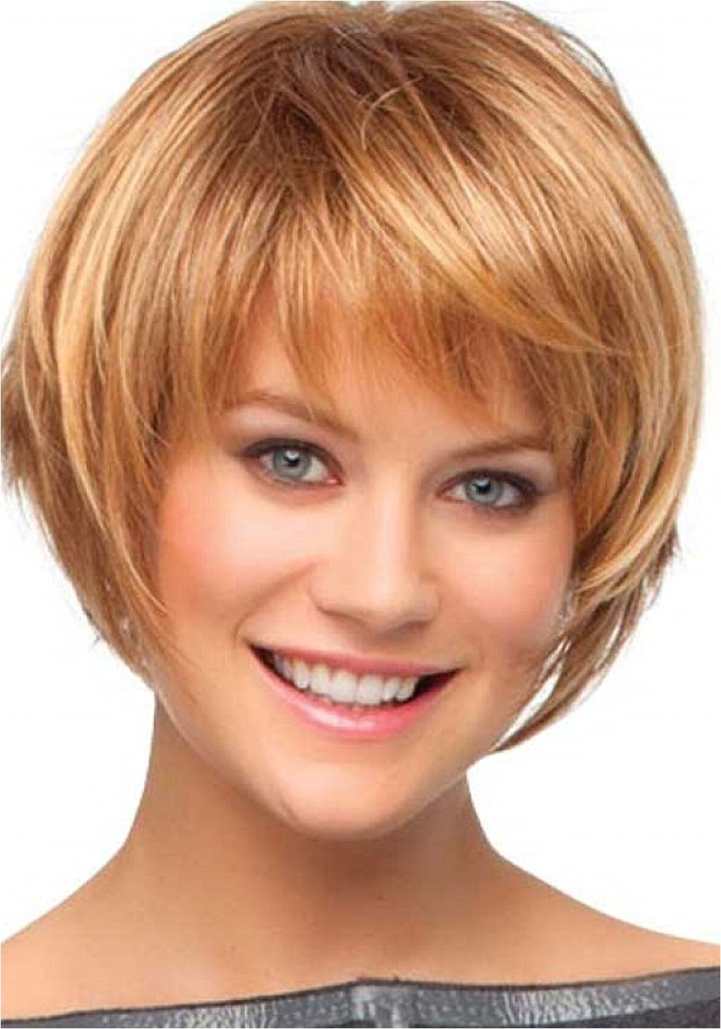 pictures of short layered bob hairstyles