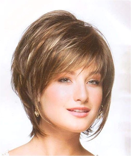 layered bob hairstyles bangs 2016 pictures