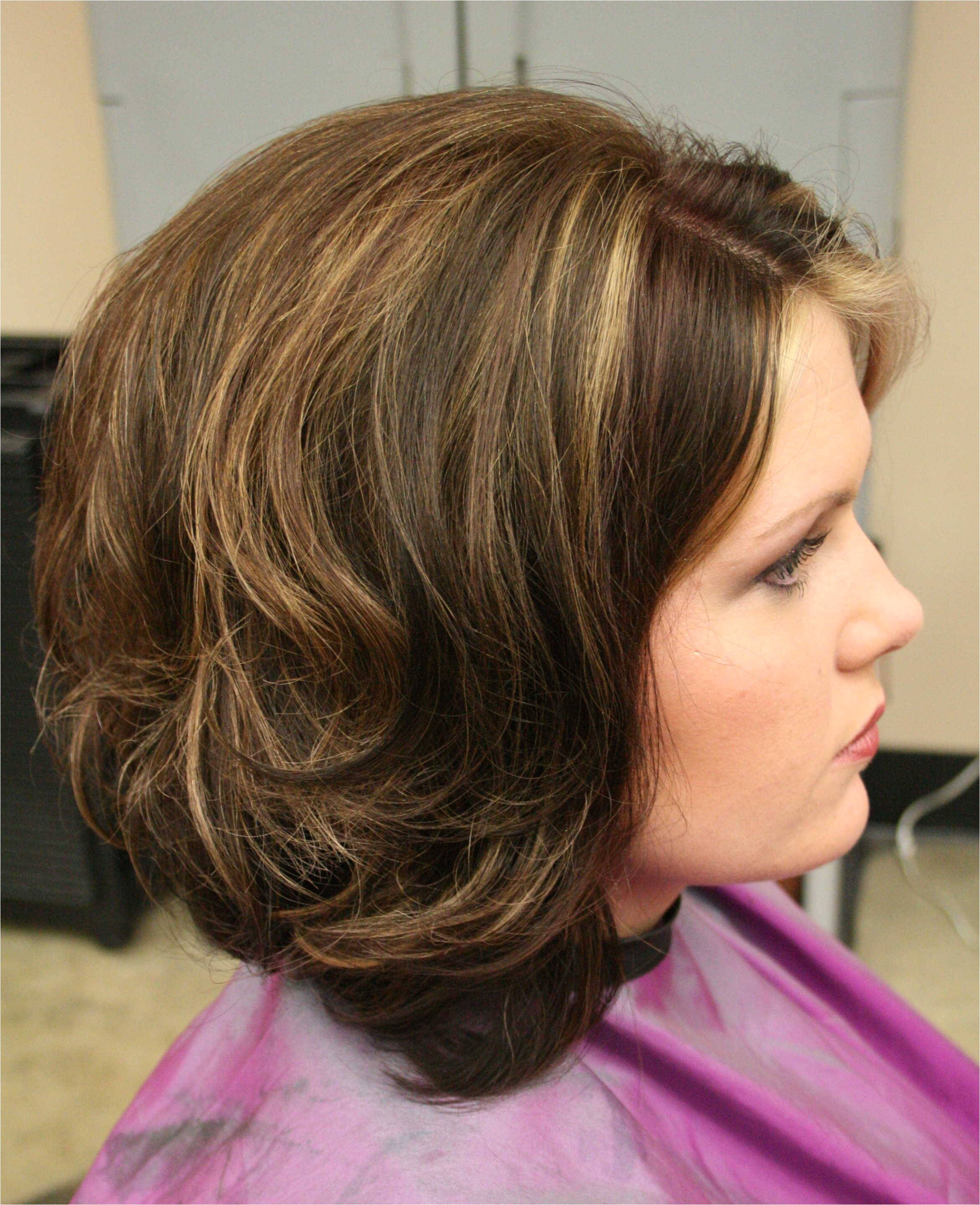 short curly haircuts for women front and back view