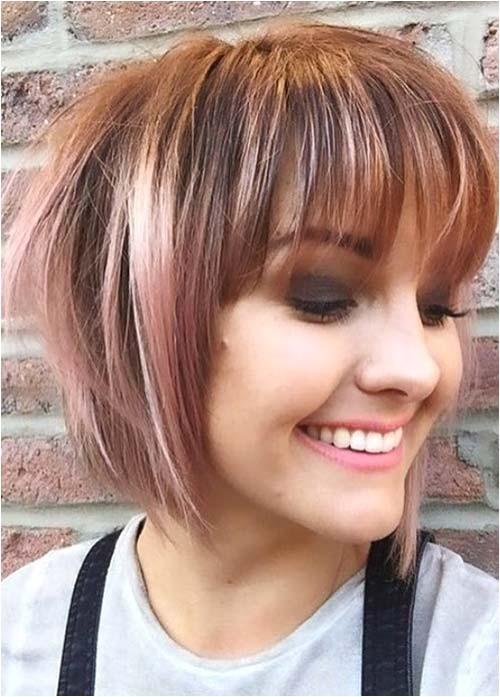short bob hairstyles haircuts with bangs