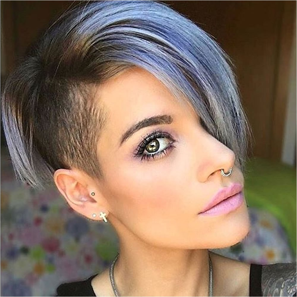 Pictures Of Short Hairstyles for 2018 Short Shaved Hairstyles 2018 Hairstyle Ideas