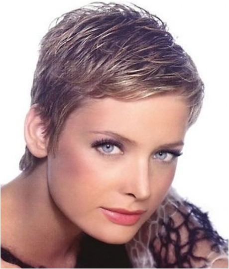 pictures of super short haircuts for women