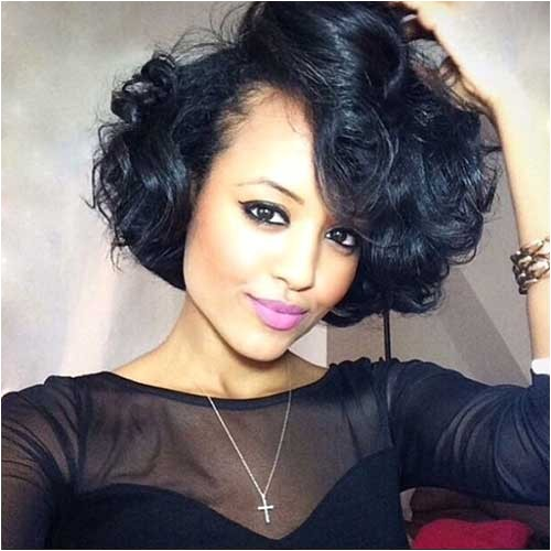 Pictures Of Short Weave Hairstyles 20 Short Curly Weave Hairstyles