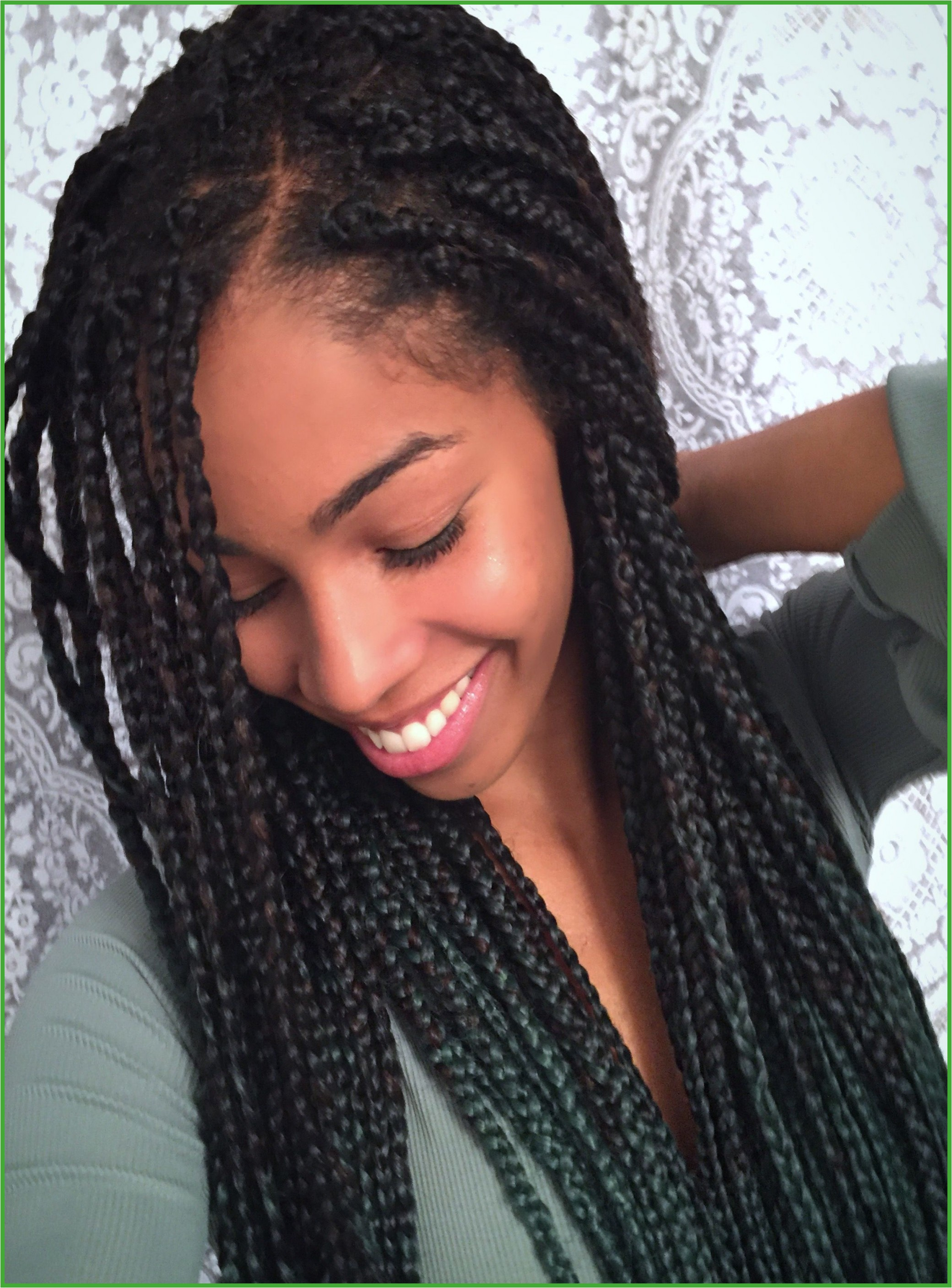 Box Braid Inspiration Protective Styles for Natural Hair Care Free Black Girl Melanin Glow