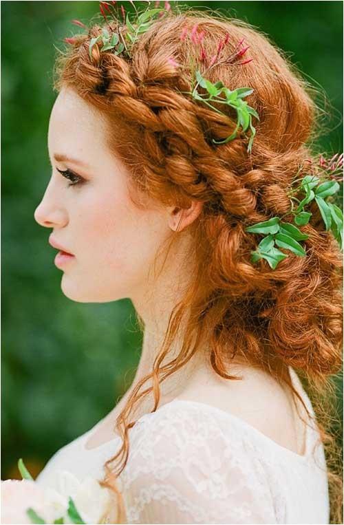 40 best braided curly hair