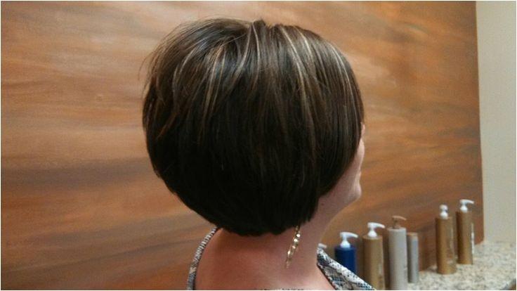 precision bob haircut