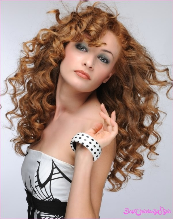 prom hairstyles thick curly hair