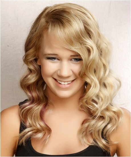 prom hairstyles for thick curly hair